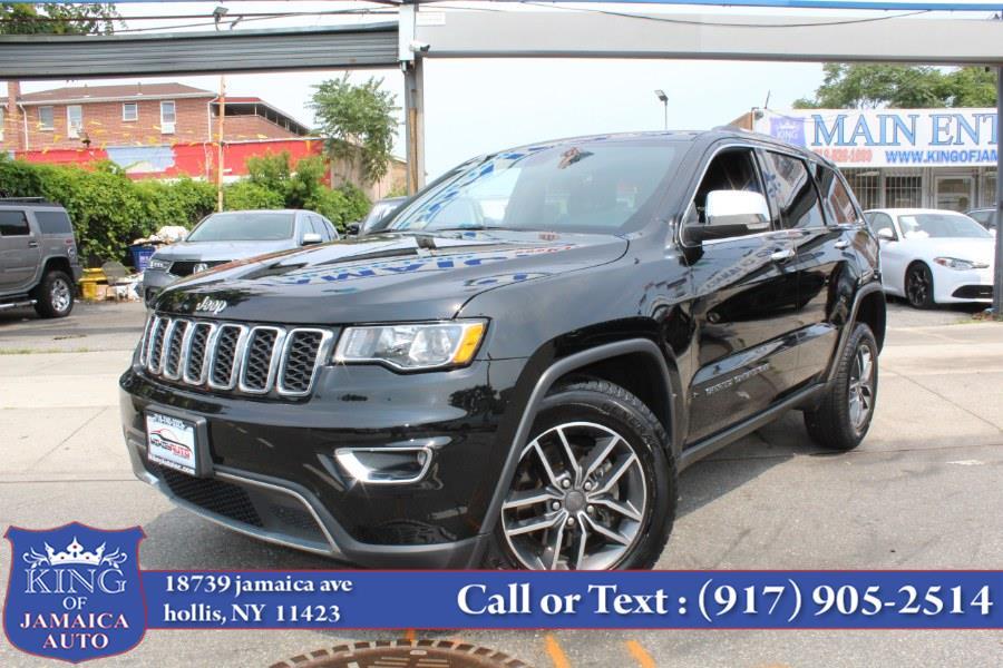 Used Jeep Grand Cherokee Limited 4x4 2019 | King of Jamaica Auto Inc. Hollis, New York