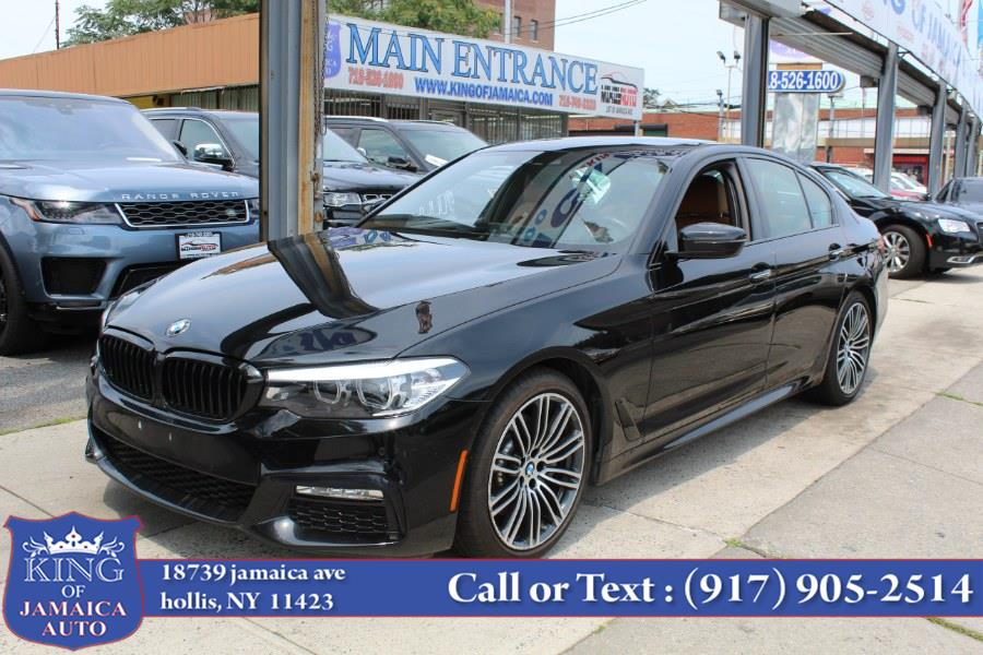 Used BMW 5 Series 540i xDrive Sedan 2018   King of Jamaica Auto Inc. Hollis, New York