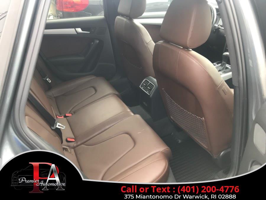 Used Audi Allroad 4dr Wgn Premium  Plus 2015   Premier Automotive Sales. Warwick, Rhode Island