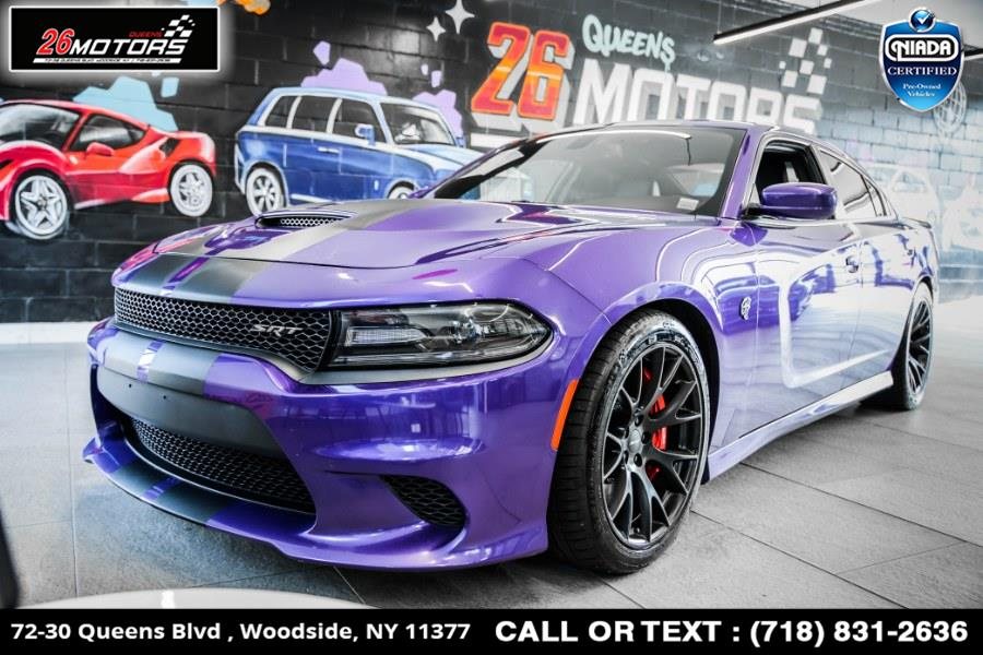 Used Dodge Charger 4dr Sdn SRT Hellcat RWD 2016 | 26 Motors Queens. Woodside, New York