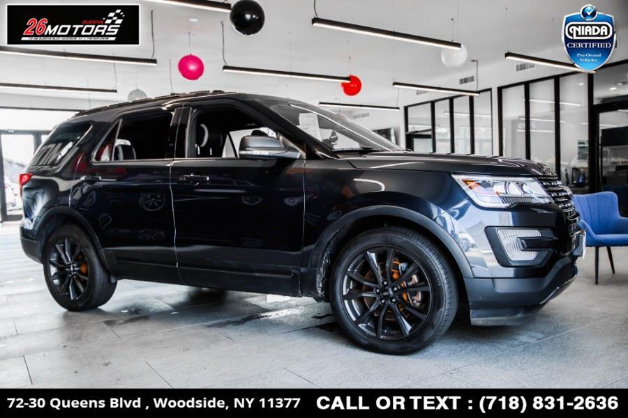 Used Ford Explorer XLT 4WD 2017   26 Motors Queens. Woodside, New York