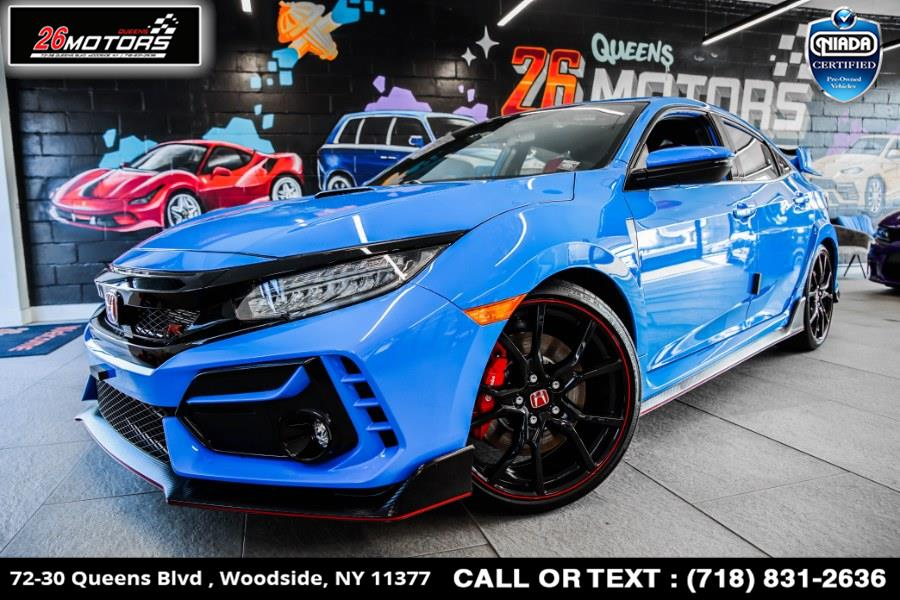 Used Honda Civic Type R Touring Manual 2021 | 26 Motors Queens. Woodside, New York