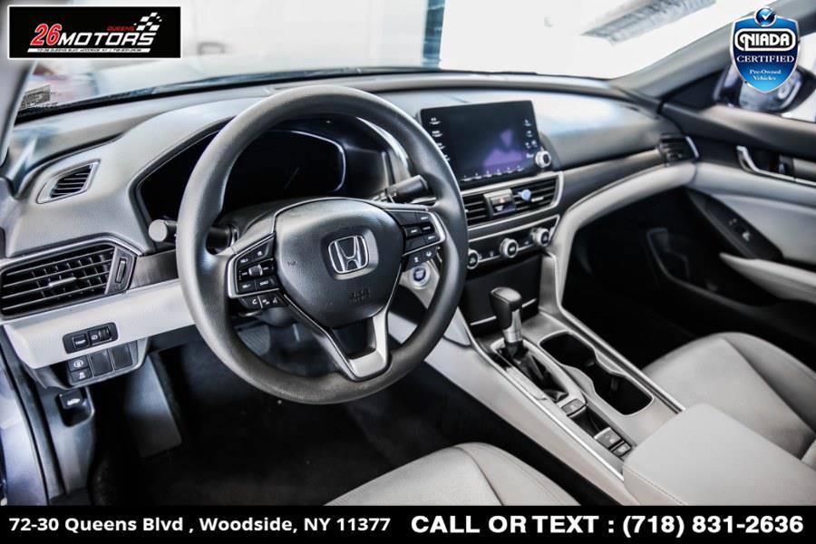 Used Honda Accord Sedan LX 1.5T CVT 2020 | 26 Motors Queens. Woodside, New York