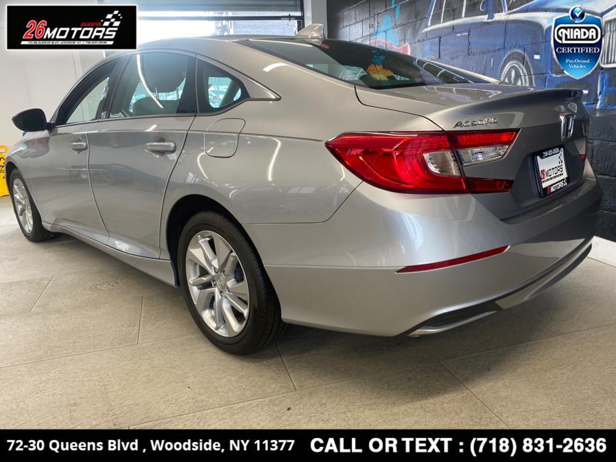 Used Honda Accord Sedan LX 1.5T CVT 2020   26 Motors Queens. Woodside, New York