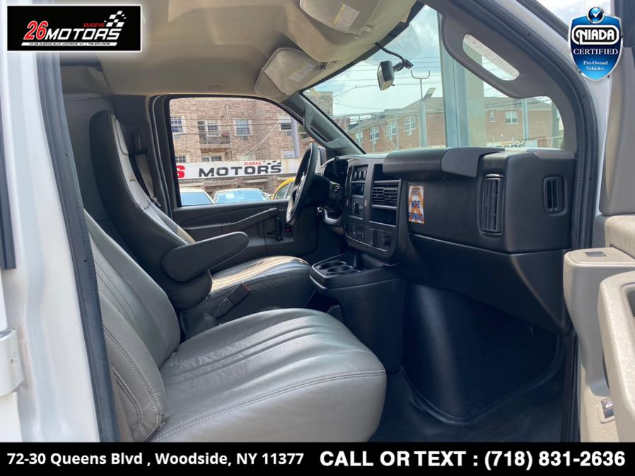 """Used Chevrolet Express Cargo Van RWD 2500 155"""" 2020   26 Motors Queens. Woodside, New York"""