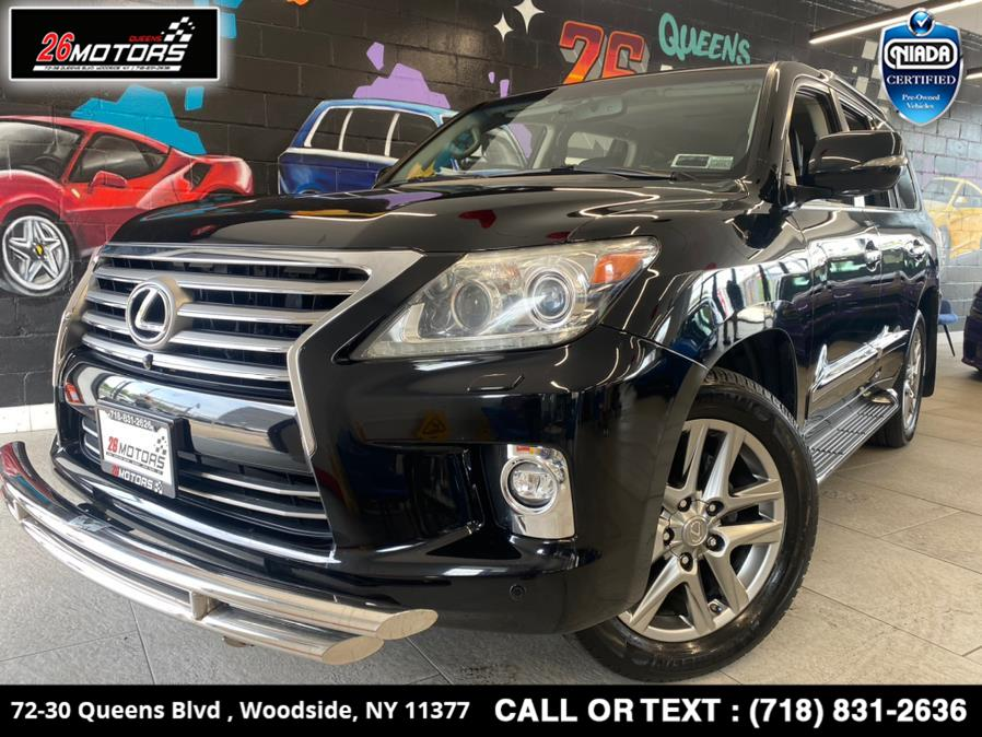 Used Lexus LX 570 4WD 4dr 2014 | 26 Motors Queens. Woodside, New York