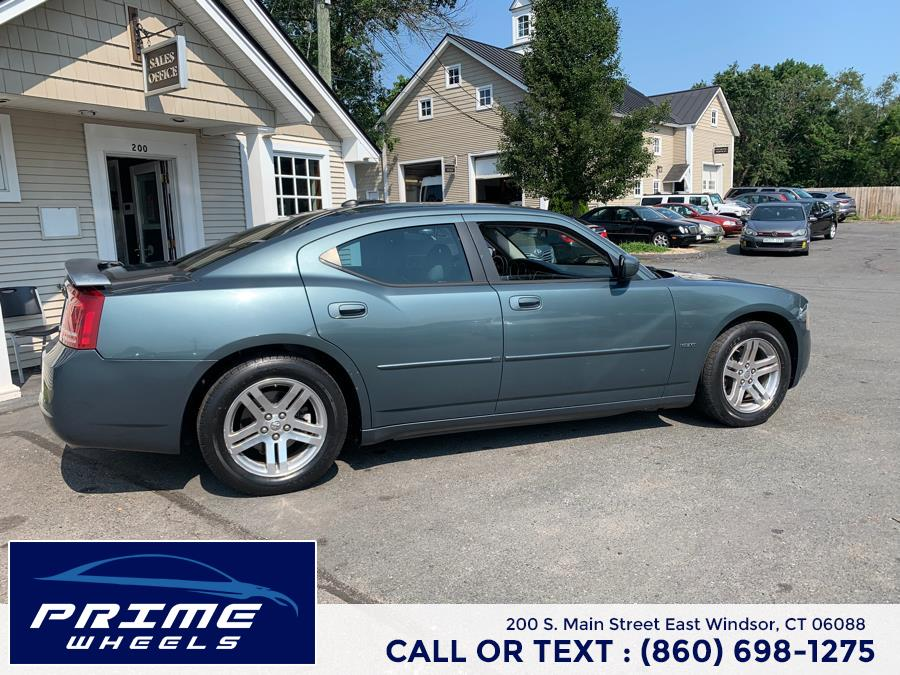 Used Dodge Charger 4dr Sdn R/T RWD 2006 | Prime Wheels. East Windsor, Connecticut