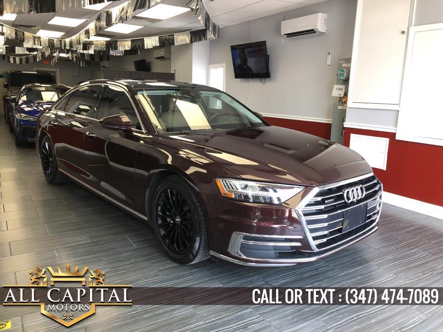Used 2019 Audi A8 L in Brooklyn, New York | All Capital Motors. Brooklyn, New York
