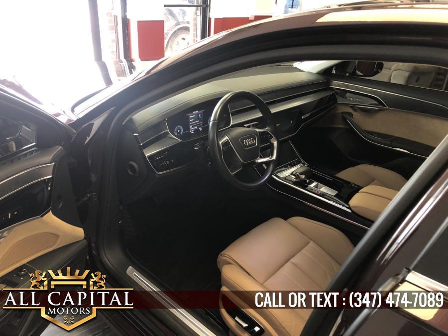 Used Audi A8 L 55 TFSI quattro 2019 | All Capital Motors. Brooklyn, New York