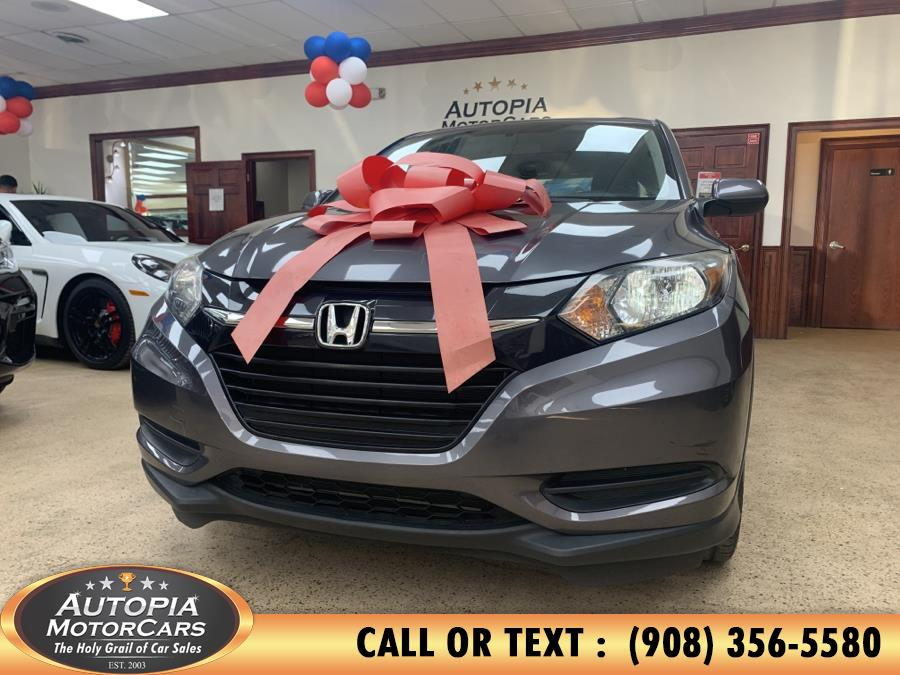 Used 2018 Honda HR-V in Union, New Jersey | Autopia Motorcars Inc. Union, New Jersey