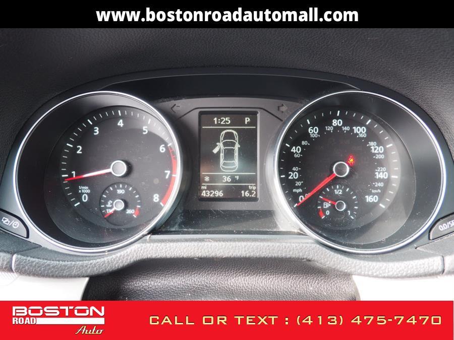 Used Volkswagen Passat 4dr Sdn 1.8T S 2016 | Boston Road Auto. Springfield, Massachusetts