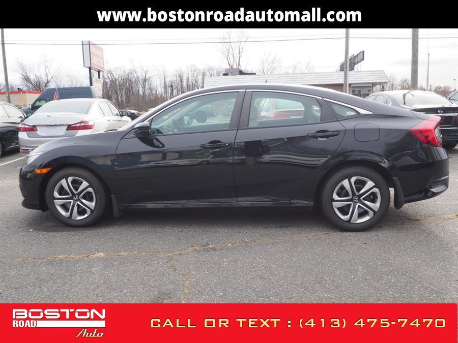 Used Honda Civic LX 2016 | Boston Road Auto. Springfield, Massachusetts