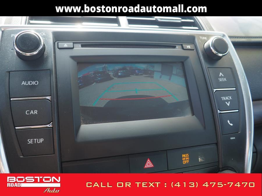 Used Toyota Camry SE 2017 | Boston Road Auto. Springfield, Massachusetts