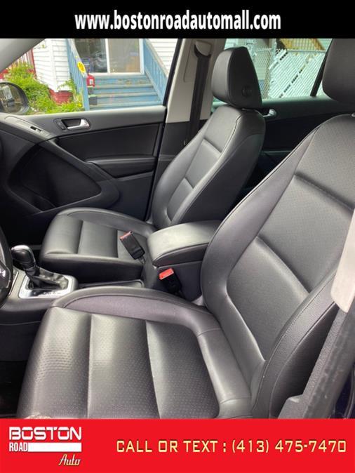 Used Volkswagen Tiguan S 4Motion 2012 | Boston Road Auto. Springfield, Massachusetts