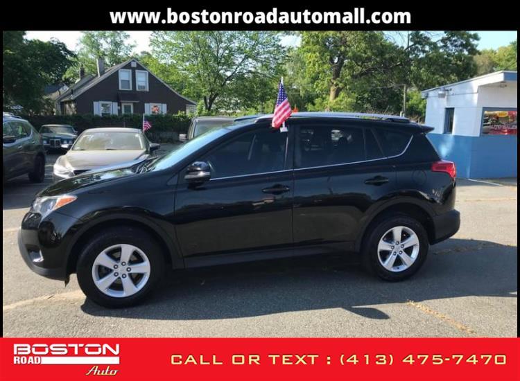 Used Toyota RAV4 AWD 4dr XLE (Natl) 2014 | Boston Road Auto. Springfield, Massachusetts