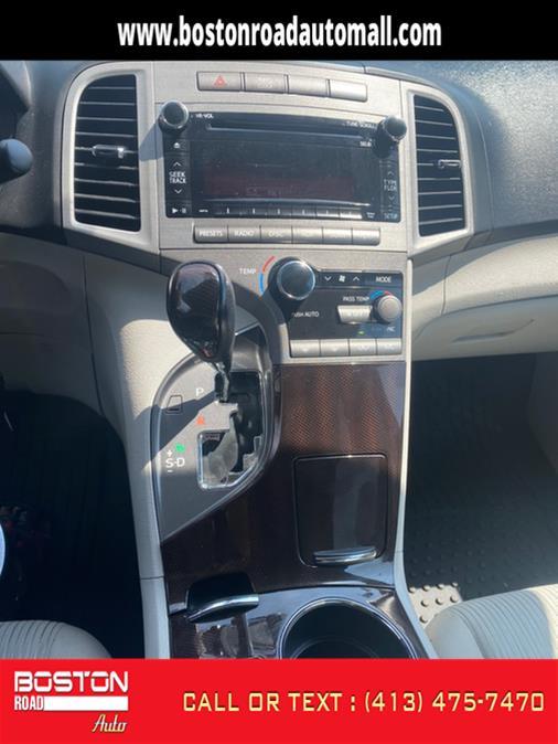 Used Toyota Venza 4dr Wgn I4 AWD 2011 | Boston Road Auto. Springfield, Massachusetts