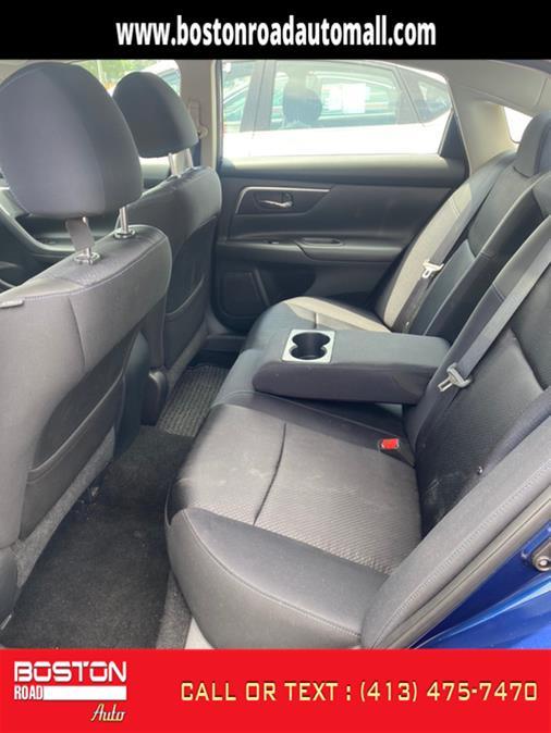 Used Nissan Altima SL 2016 | Boston Road Auto. Springfield, Massachusetts