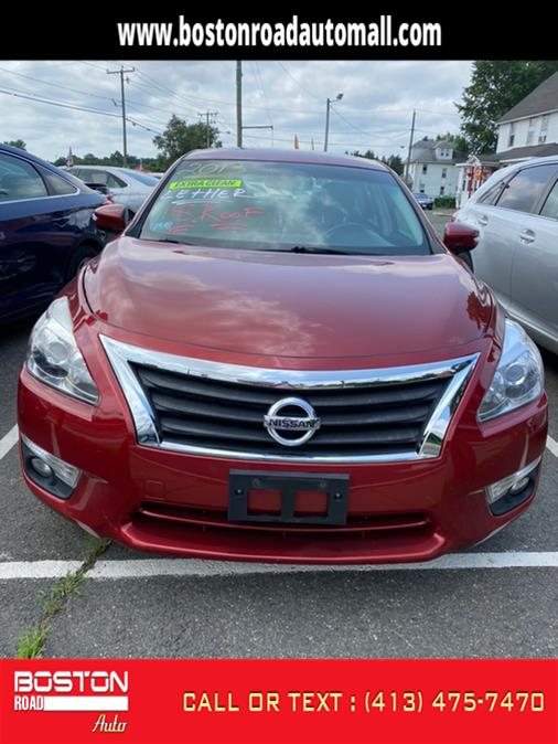 Used 2013 Nissan Altima in Springfield, Massachusetts | Boston Road Auto. Springfield, Massachusetts