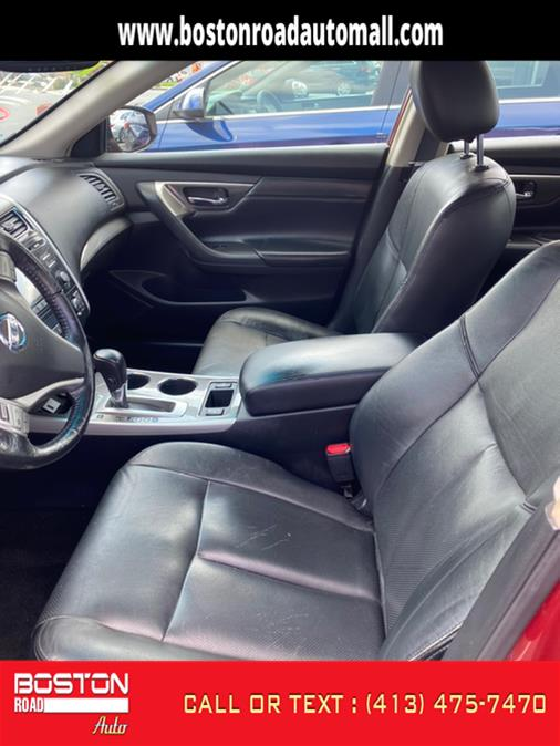 Used Nissan Altima 4dr Sdn I4 2.5 SL 2013   Boston Road Auto. Springfield, Massachusetts