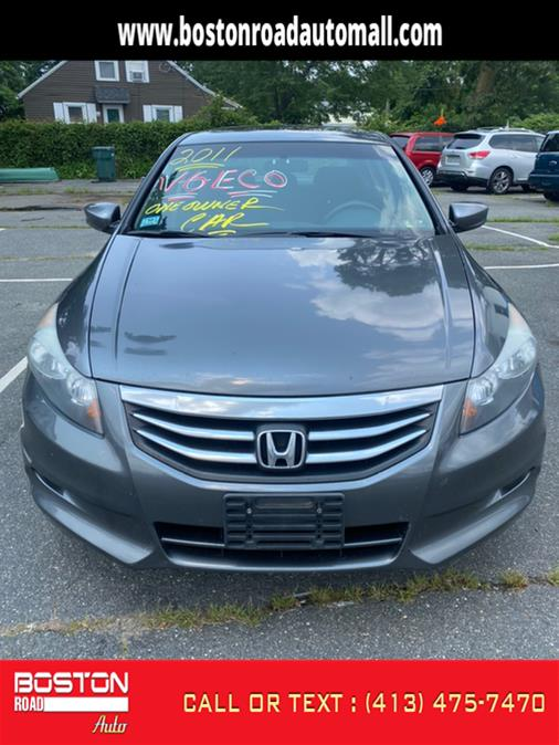 Used 2011 Honda Accord Sdn in Springfield, Massachusetts | Boston Road Auto. Springfield, Massachusetts