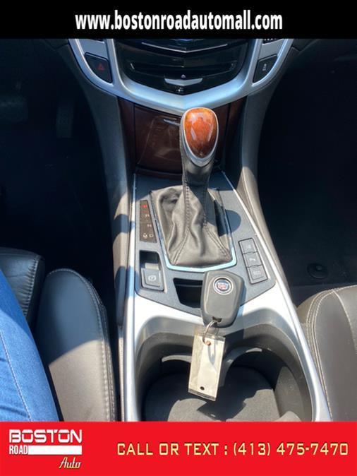 Used Cadillac SRX AWD 4dr Luxury Collection 2016 | Boston Road Auto. Springfield, Massachusetts