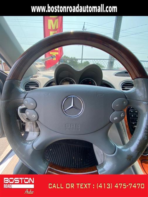 Used Mercedes-Benz SL-Class 2dr Roadster 5.0L 2003 | Boston Road Auto. Springfield, Massachusetts