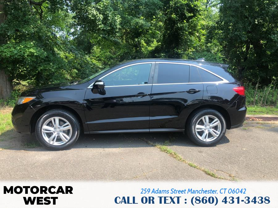 Used Acura RDX AWD 4dr 2013 | Motorcar West. Manchester, Connecticut
