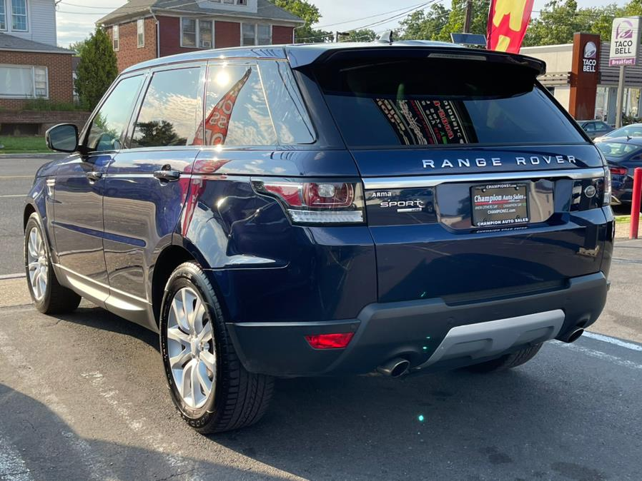 Used Land Rover Range Rover Sport 4WD 4dr HSE 2015   Champion Auto Sales. Linden, New Jersey
