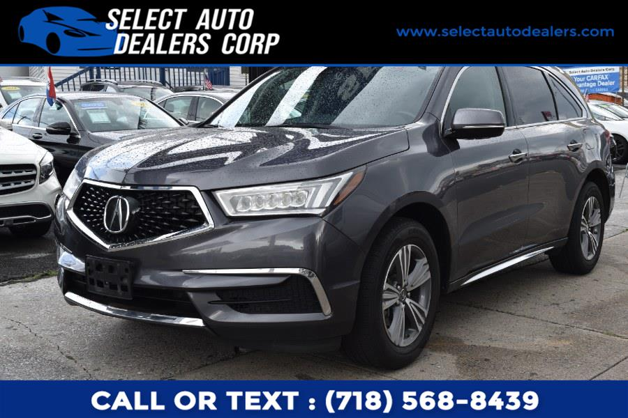 Used Acura MDX SH-AWD 2018 | Select Auto Dealers Corp. Brooklyn, New York