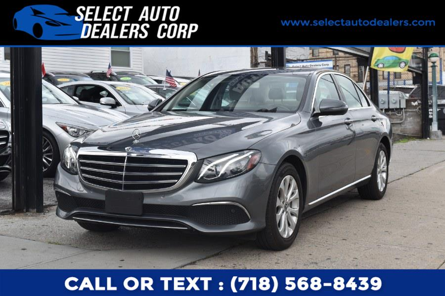 Used Mercedes-Benz E-Class E 300 4MATIC Sedan 2018 | Select Auto Dealers Corp. Brooklyn, New York