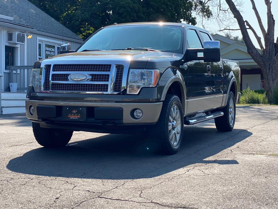 """Used Ford F-150 4WD SuperCrew 145"""" King Ranch 2009 