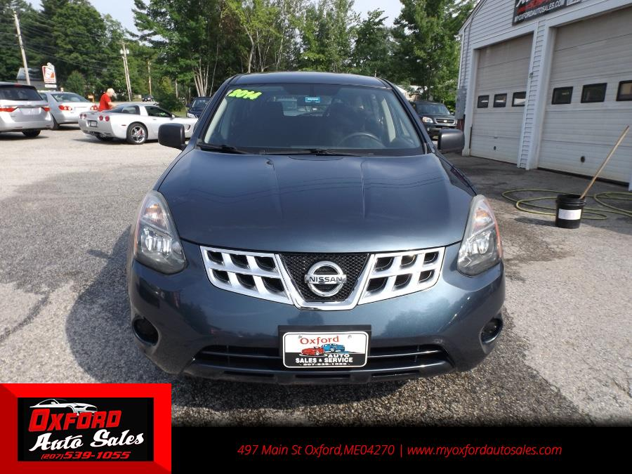 Used Nissan Rogue Select AWD 4dr S 2014 | Oxford Auto Sales. Oxford, Maine