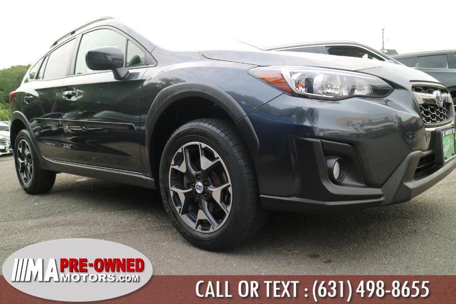 Used Subaru Crosstrek 2.0i Premium CVT 2018   M & A Motors. Huntington, New York
