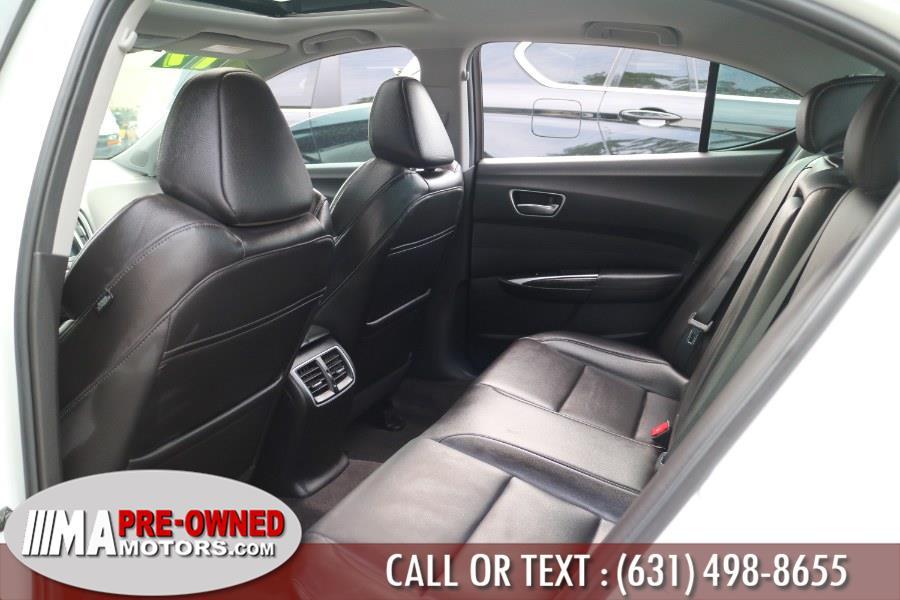 Used Acura TLX 2.4 4dr vteac 2.4L FWD 2019   M & A Motors. Huntington, New York
