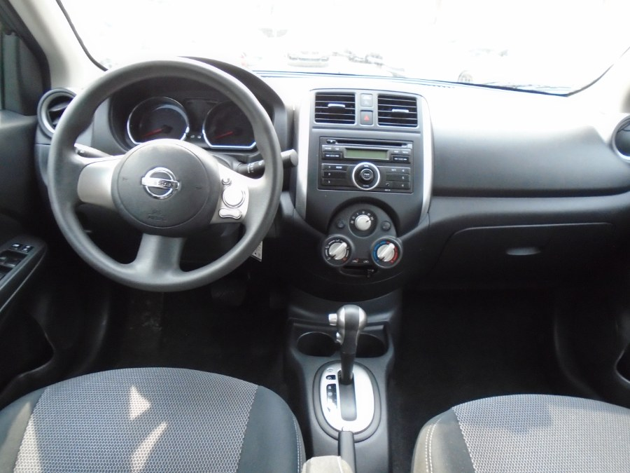 Used Nissan Versa 4dr Sdn CVT 1.6 SV 2014   Jim Juliani Motors. Waterbury, Connecticut