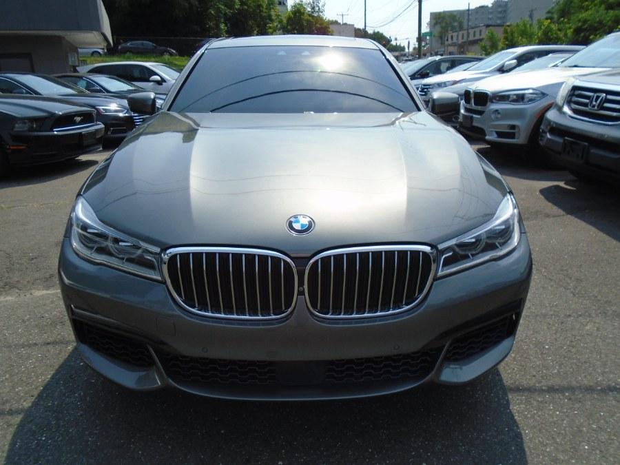 Used BMW 7 Series 750xi M SPORT 2017 | Jim Juliani Motors. Waterbury, Connecticut