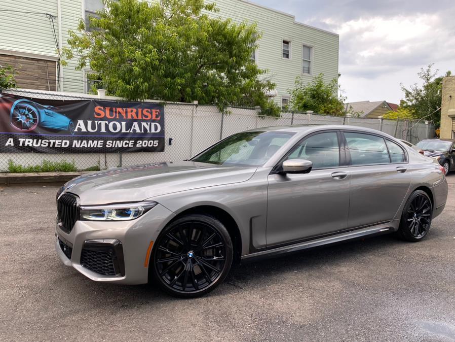 Used 2020 BMW 7 Series in Jamaica, New York | Sunrise Autoland. Jamaica, New York