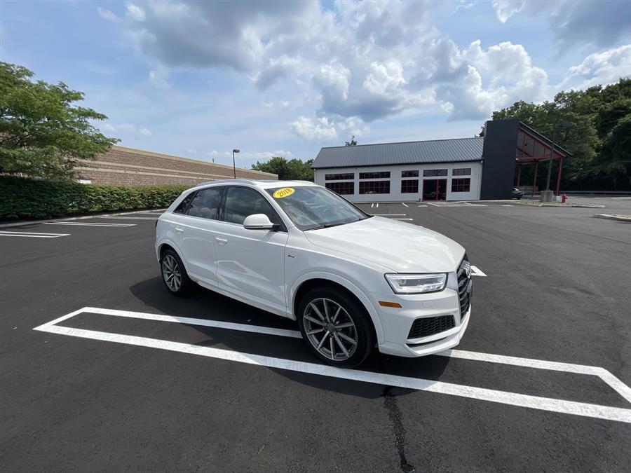 Used 2018 Audi Q3 in Stratford, Connecticut | Wiz Leasing Inc. Stratford, Connecticut
