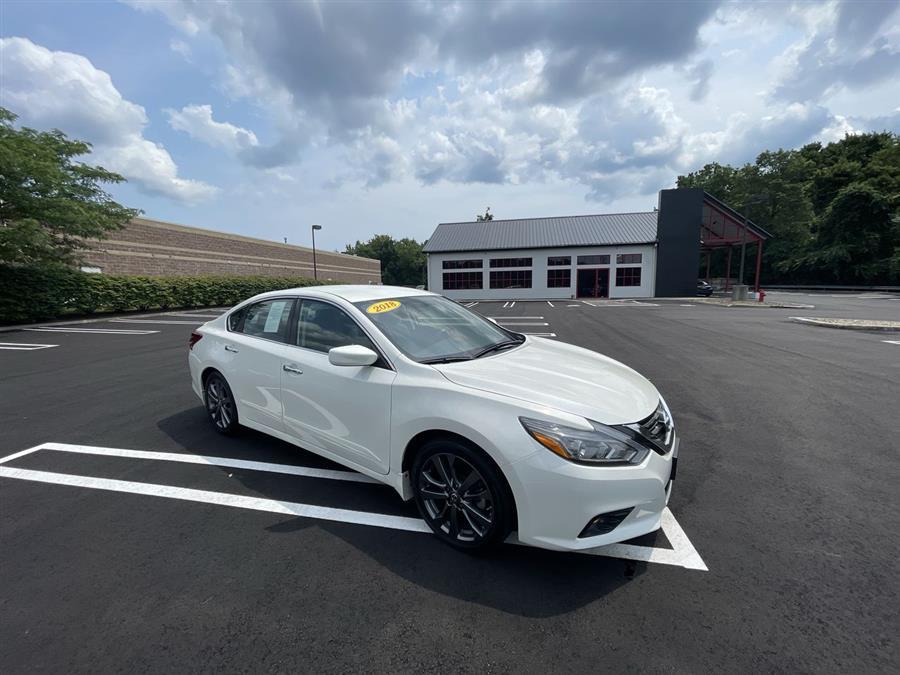 Used Nissan Altima 2.5 SL Sedan 2018 | Wiz Leasing Inc. Stratford, Connecticut