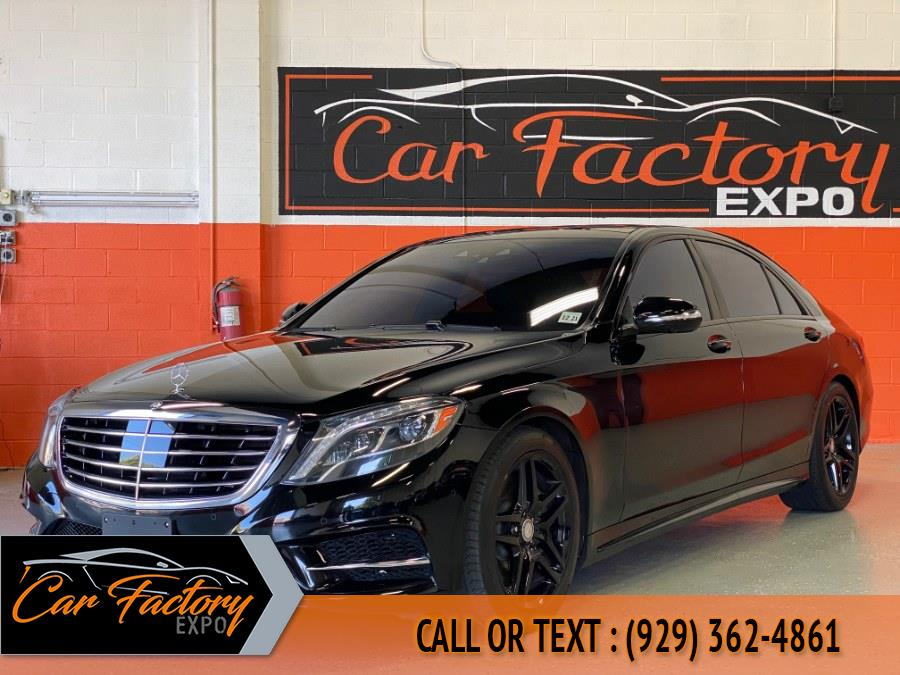 Used Mercedes-Benz S-Class 4dr Sdn S 550 4MATIC 2016 | Car Factory Inc.. Bronx, New York