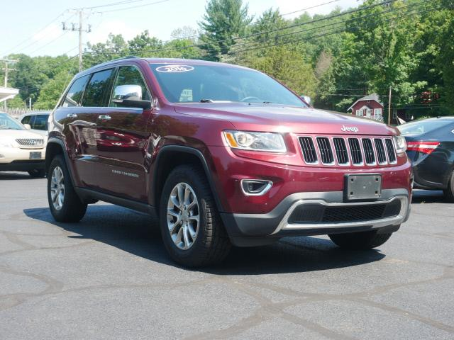 Used Jeep Grand Cherokee Limited 2016 | Canton Auto Exchange. Canton, Connecticut