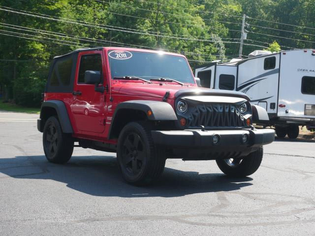 Used 2011 Jeep Wrangler in Canton, Connecticut   Canton Auto Exchange. Canton, Connecticut