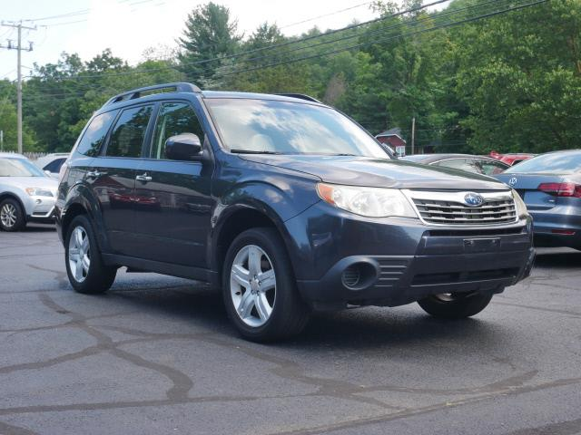 Used 2009 Subaru Forester in Canton, Connecticut   Canton Auto Exchange. Canton, Connecticut