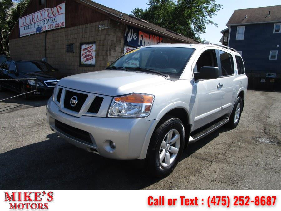 Used 2015 Nissan Armada in Stratford, Connecticut | Mike's Motors LLC. Stratford, Connecticut
