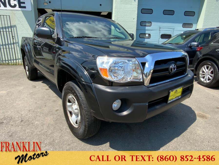 Used 2008 Toyota Tacoma in Hartford, Connecticut | Franklin Motors Auto Sales LLC. Hartford, Connecticut