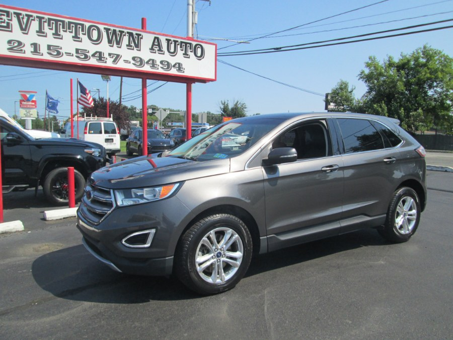 Used 2015 Ford Edge in Levittown, Pennsylvania | Levittown Auto. Levittown, Pennsylvania