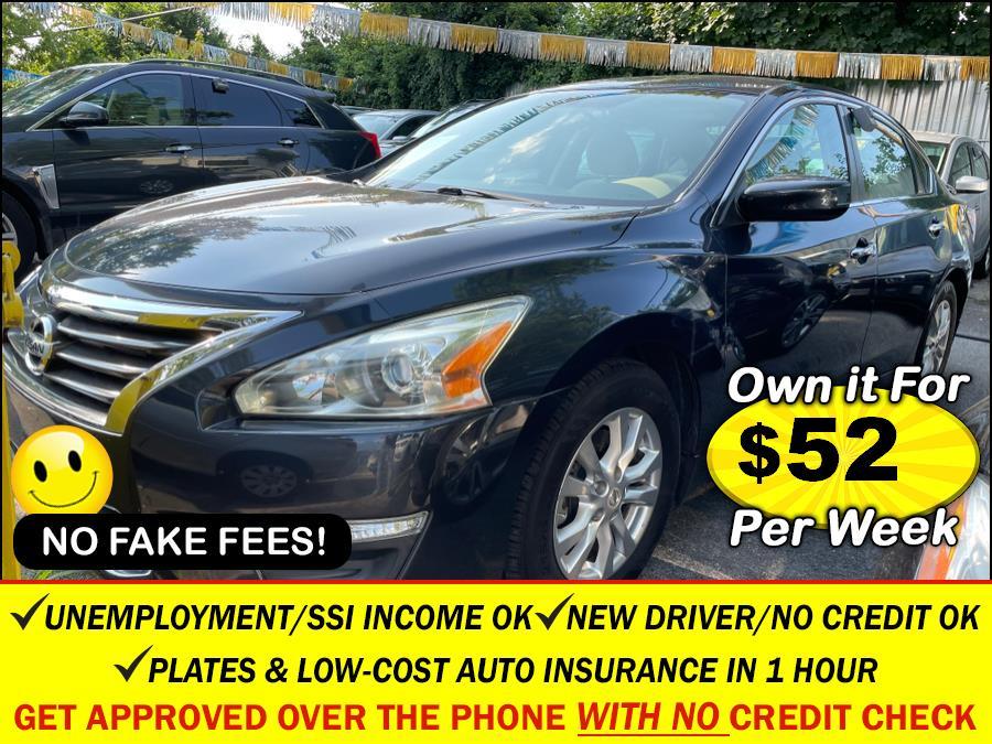 Used 2015 Nissan Altima in Rosedale, New York | Sunrise Auto Sales. Rosedale, New York