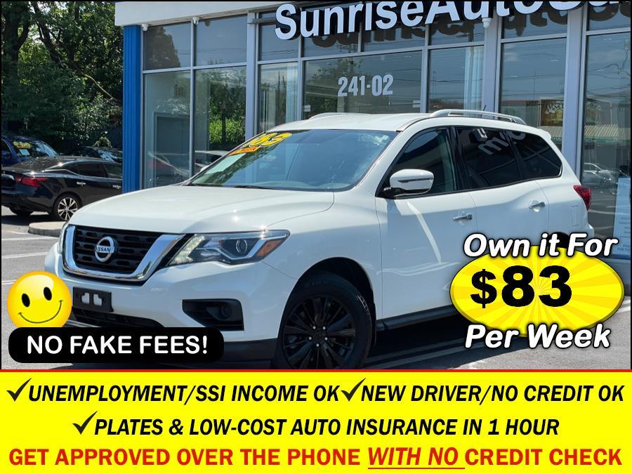 Used 2017 Nissan Pathfinder in Rosedale, New York | Sunrise Auto Sales. Rosedale, New York