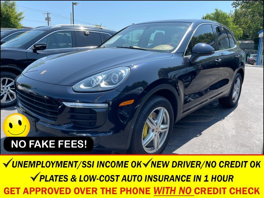 Used 2016 Porsche Cayenne in Rosedale, New York | Sunrise Auto Sales. Rosedale, New York