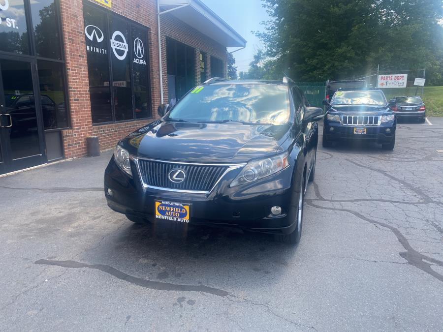 Used 2011 Lexus RX 350 in Middletown, Connecticut | Newfield Auto Sales. Middletown, Connecticut